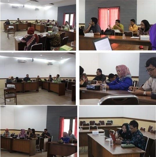 Suasana Rapat Kerja Subdit Karakter Mahasiswa UGM