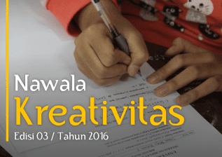 Bulletin Kreativitas 03/2016