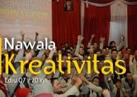 Buletin Kreativitas 07/2016
