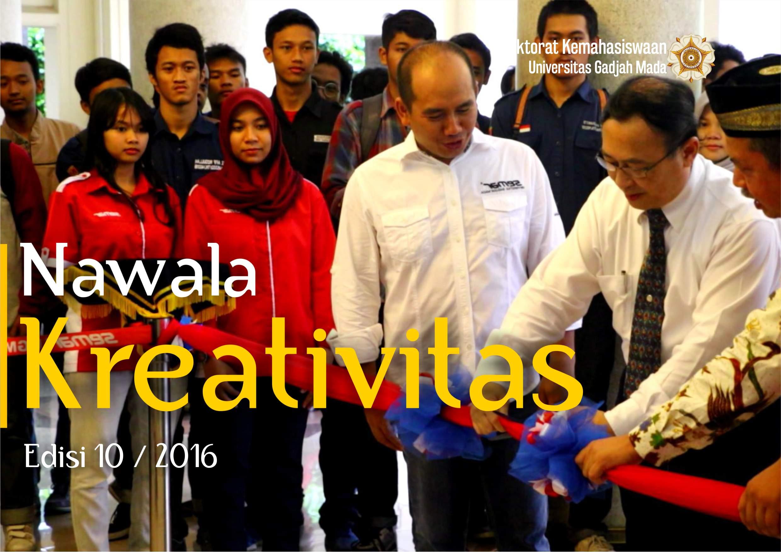 Buletin Kreativitas 10/2016